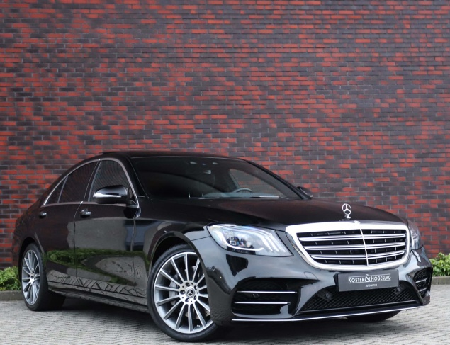 Mercedes-Benz S400d 4-Matic