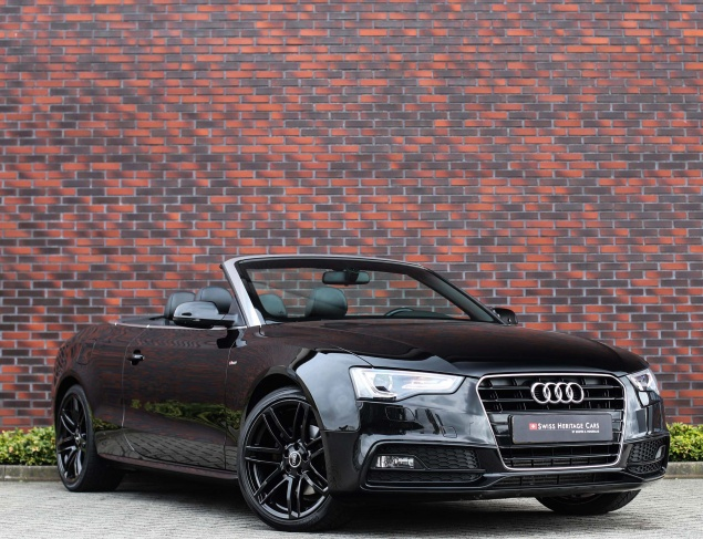 Audi A5 1.8TFSI Cabriolet
