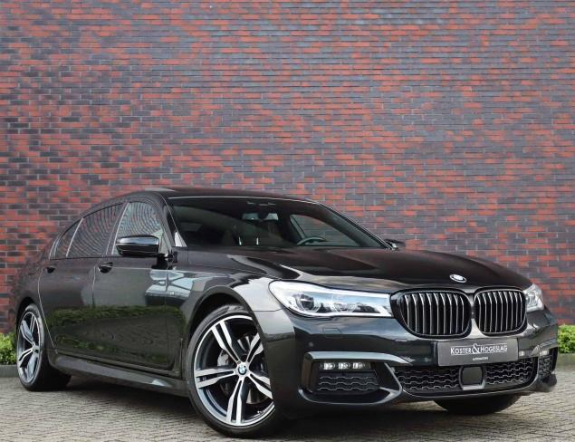 BMW 730D Lang X-Drive