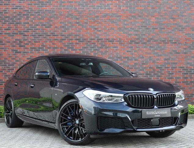 BMW 640i Gran Turismo M-Sport