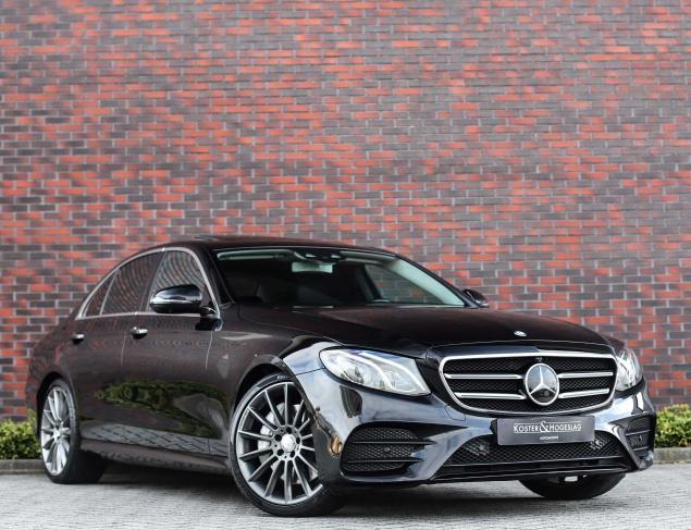Mercedes-Benz E350d Prestige Plus