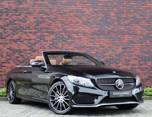 Mercedes-Benz C43 AMG Cabrio