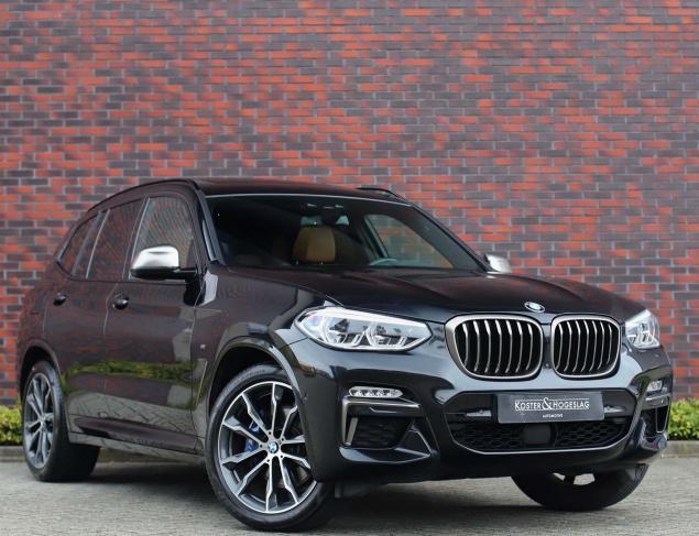 BMW X3 M40i X-Drive
