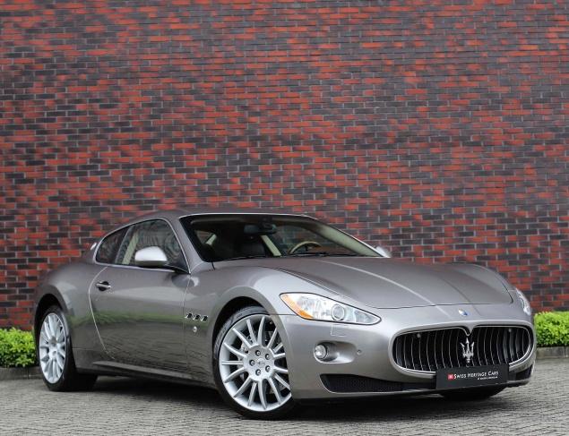 Maserati Gran Turismo 4.7 S