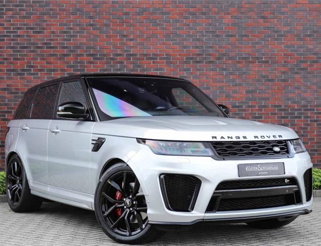 Range Rover 5.0 SVR