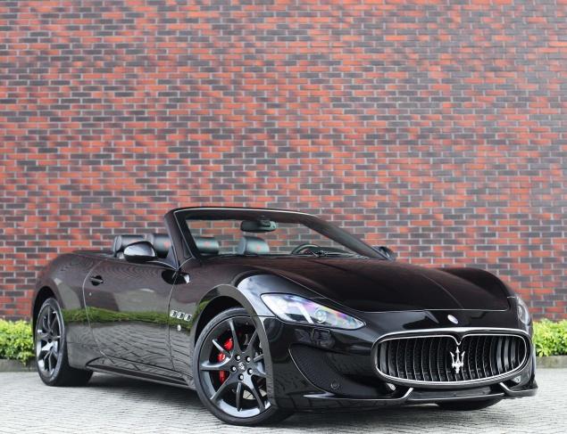 Maserati GranCabrio 4.7 Sport