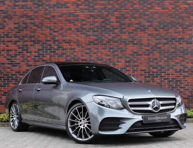 Mercedes-Benz E220d Prestige Plus