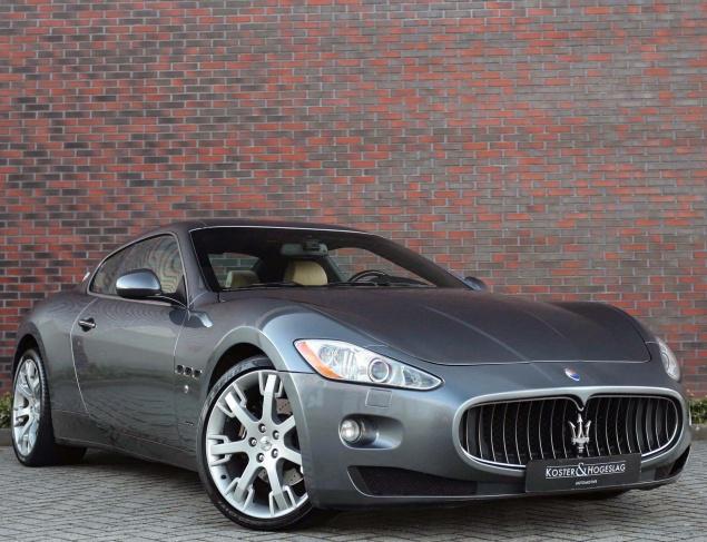 Maserati GranTurismo 4.2