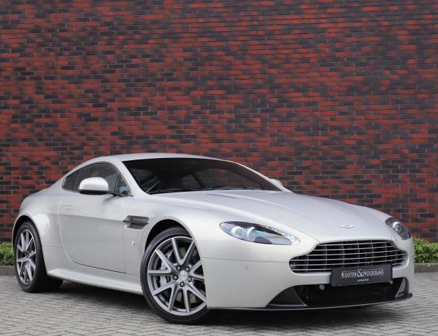 Aston Martin Vantage S 4.7 Sportshift