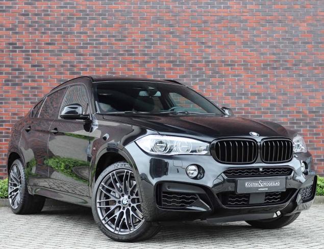 BMW X6 50I X-Drive
