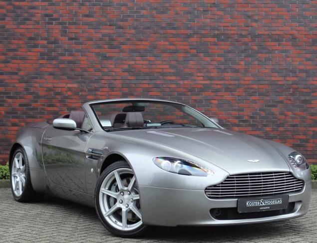Aston Martin Vantage 4.3 V8 Roadster