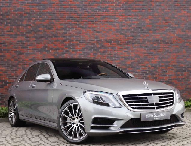 Mercedes-Benz S350 Prestige Plus