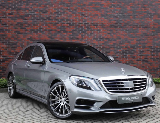 Mercedes-Benz S350 Prestige Plus