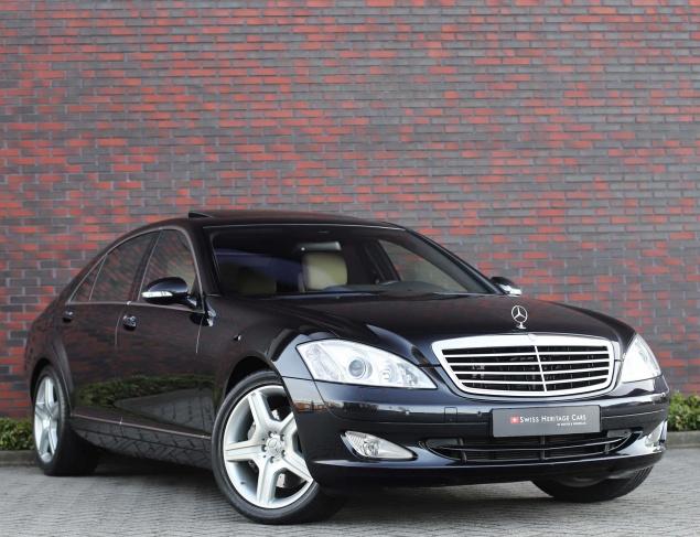 Mercedes-Benz S500 Lang 4-Matic