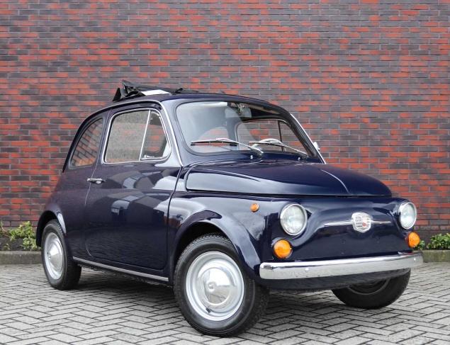 Fiat 500 Nuovo