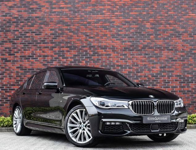 BMW 750d X-Drive M-sport