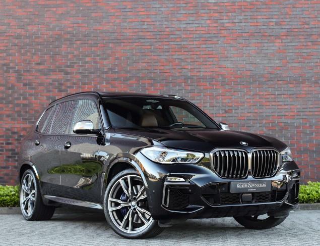 BMW X5 M50d X-Drive