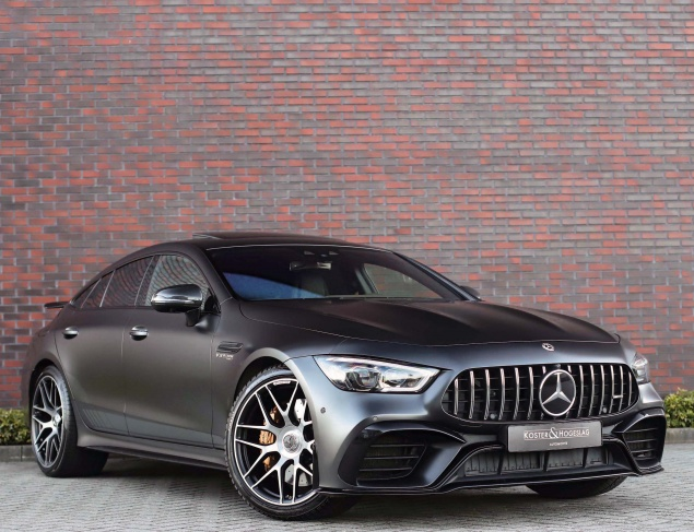 Mercedes-Benz AMG GT 63S Edition 1