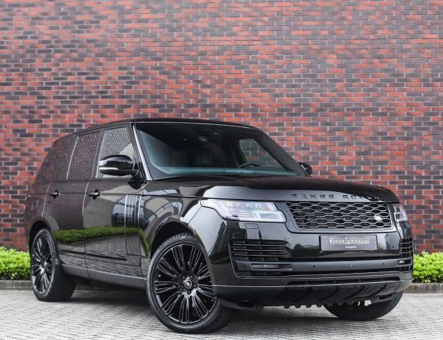 Range Rover TDV6 Vogue
