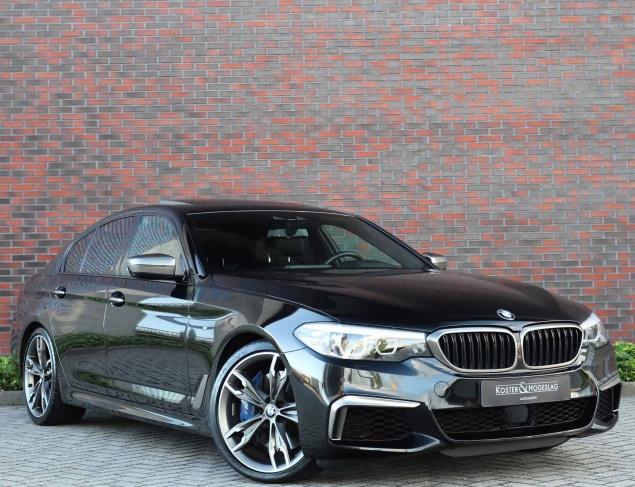 BMW M550d X-Drive High Executive