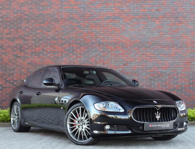 Maserati Quattroporte 4.7 GTS