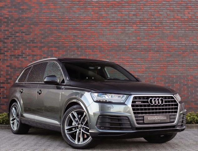 Audi Q7 3.0TDI Quattro Pro Line Plus