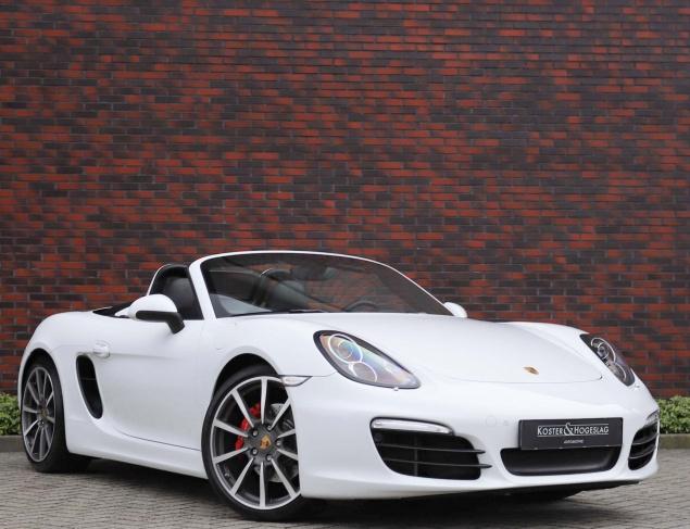 Porsche Boxster S PDK Cabrio